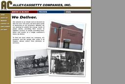 Alley - Cassetty Brick
