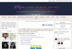 Allegra School of Music & Art
