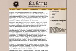 All Saints Presbyterian Church