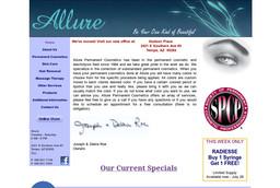Allure Permanent Cosmetics & Electrolysis