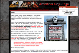 Amato's Karate - Aikido & Weapons Academy