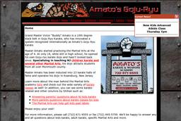 Amato's Karate - Aikido & Weapons Academy