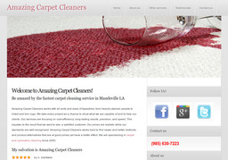Amazing Carpet Cleaners. 2277 Destin St Mandeville, LA 70448