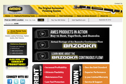 Ames Taping Tools on Perkins Rd in Memphis, TN - 901-795