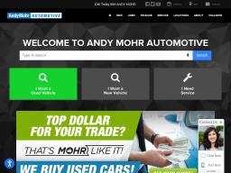 Andy Mohr Chevrolet