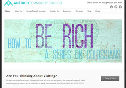 Antioch Community Church