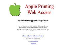 Apple Printing Co