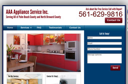 Aaa Appliance Service Inc In West Palm Beach Fl 561 689