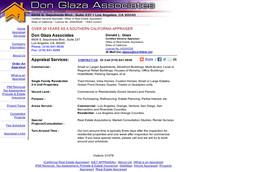 Glaza Don & Associates