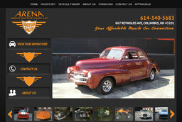 Arena Motor Sales Inc