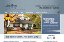 Armor Roofing On Church St In Nashville Tn 615 255 8288