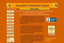 Armadillo Foundation Repair