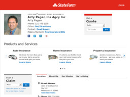 Arty Pagan - State Farm Insurance Agent