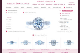 Ascot Diamonds, Private Jewelers