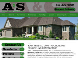 A & S Building and Remodeling, Inc.