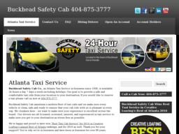 Buckhead Safety Cab
