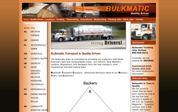 Bulkmatic Transport Co