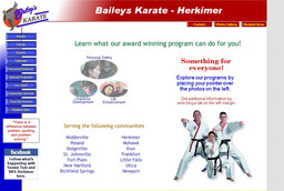 Bailey's Karate School