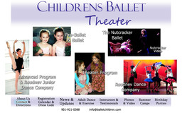 Children's Ballet of Memphis Germantown