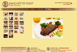 Banchetto Feast In Nanuet Ny 845 624 3070 Restaurants Cmac Ws