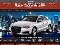 B & L Auto Sales llc