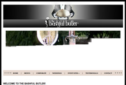 The Bashful Butler