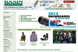 Out of Bounds Snowboard Shop