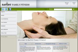 Baptist Family Fitness