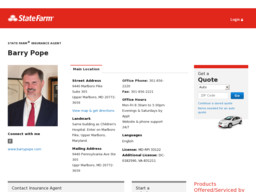 State Farm: Barry Pope