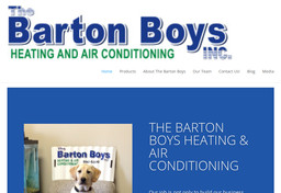 Barton Boys Inc Heating & Air Conditioning