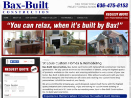 Bax Built Construction, Inc.