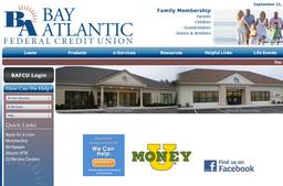 Bay Atlantic Federal Credit Union On Elmer Rd In Vineland Nj 856
