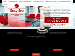 Busy Bee Cleaning Service