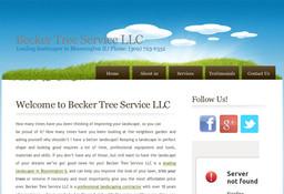 Becker Tree Service LLC