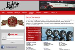 Becker Tire & Treading Inc