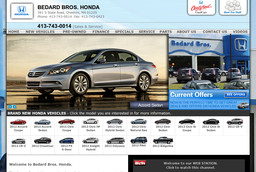 Bedard Bros Honda