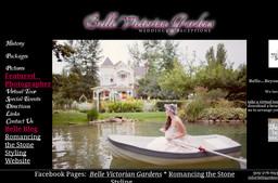 Belle Victorian Gardens