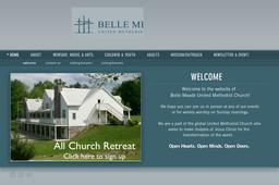 Belle Meade United Methodist Church - Church