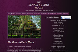 The Bennett - Curtis House