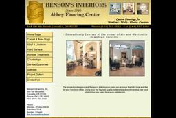 Benson's Interiors Inc