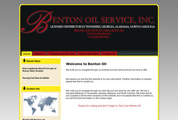 Benton Oil Service Inc