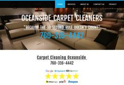 Oceanside Premier Carpet Cleaning