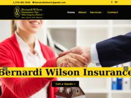 Bernardi-Wilson Insurance