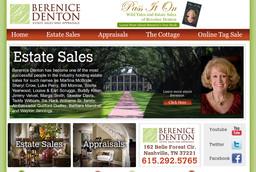 Berenice Denton Estate Sales and Appraisals