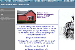 Berkshire Trains