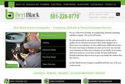 Bert Black Maintenance Co