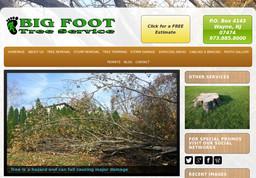 Big Foot Tree Service