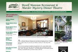 Bissell Mansion Restaurant & Dinner Theatre