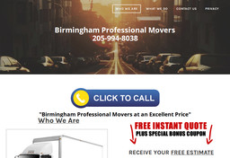 Birmingham Professional Movers