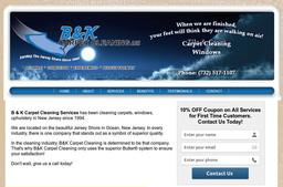 B & K Carpet & Upholstery Cleaning